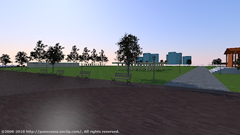 ScreenShot Image : The 3D Panorama - 3D panoramic photo viewer for Silverlight®